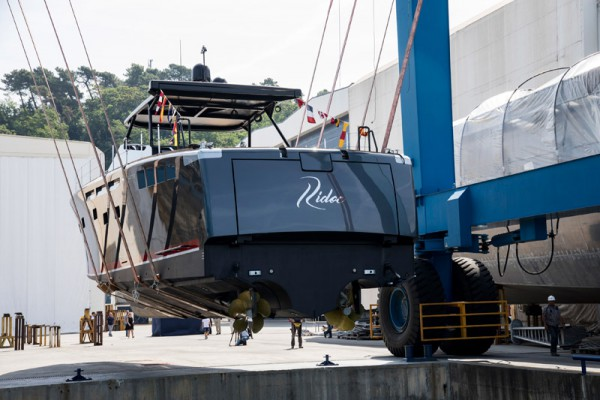 Baglietto launches the MV19 'Ridoc'